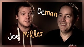 Joe Miller & Deman - Tage | Shoutcaster Legends