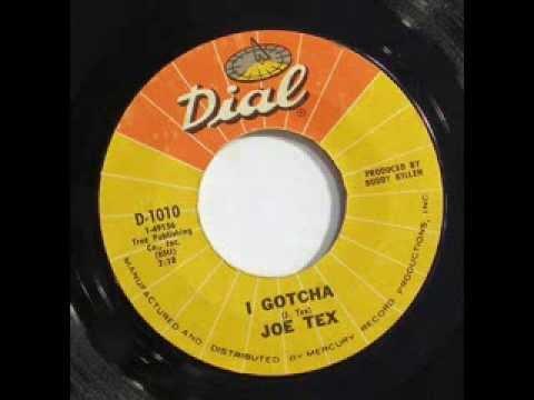 Joe Tex - I Gotcha - 1972