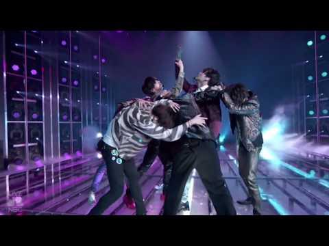 BTS (방탄소년단) 'FAKE LOVE' Comeback Stage At The Billboard Music Awards (BBMAs) 2018