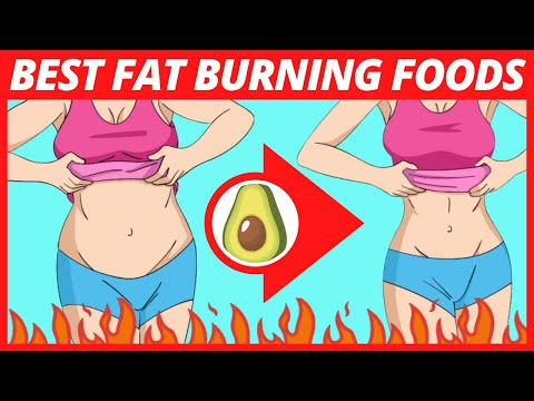 Top 12 Fat Burning Foods For Women