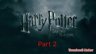 Harry Potter and the Deathly Hallows part 1 gameplay part 2