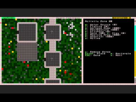 22. Dwarf Fortress MixMod (Pirate Spaceport)