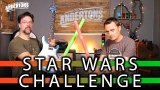 The Star Wars Guitar Rig Challenge