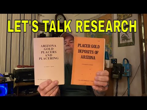 Lets Talk Nugget Hunting Research