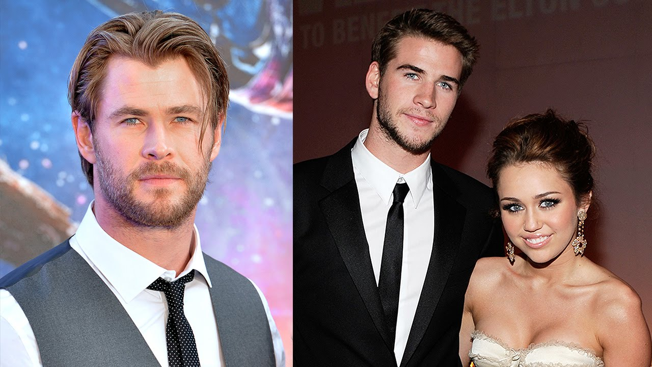 Chris Hemsworth Disses Miley Cyrus Youtube