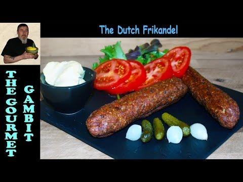 The Dutch Frikandel Netherlands Most Popular Snack