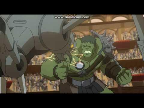 Мстители: Величайшие герои Земли - Халк против всех - Сезон 1, Серия 5   Marvel