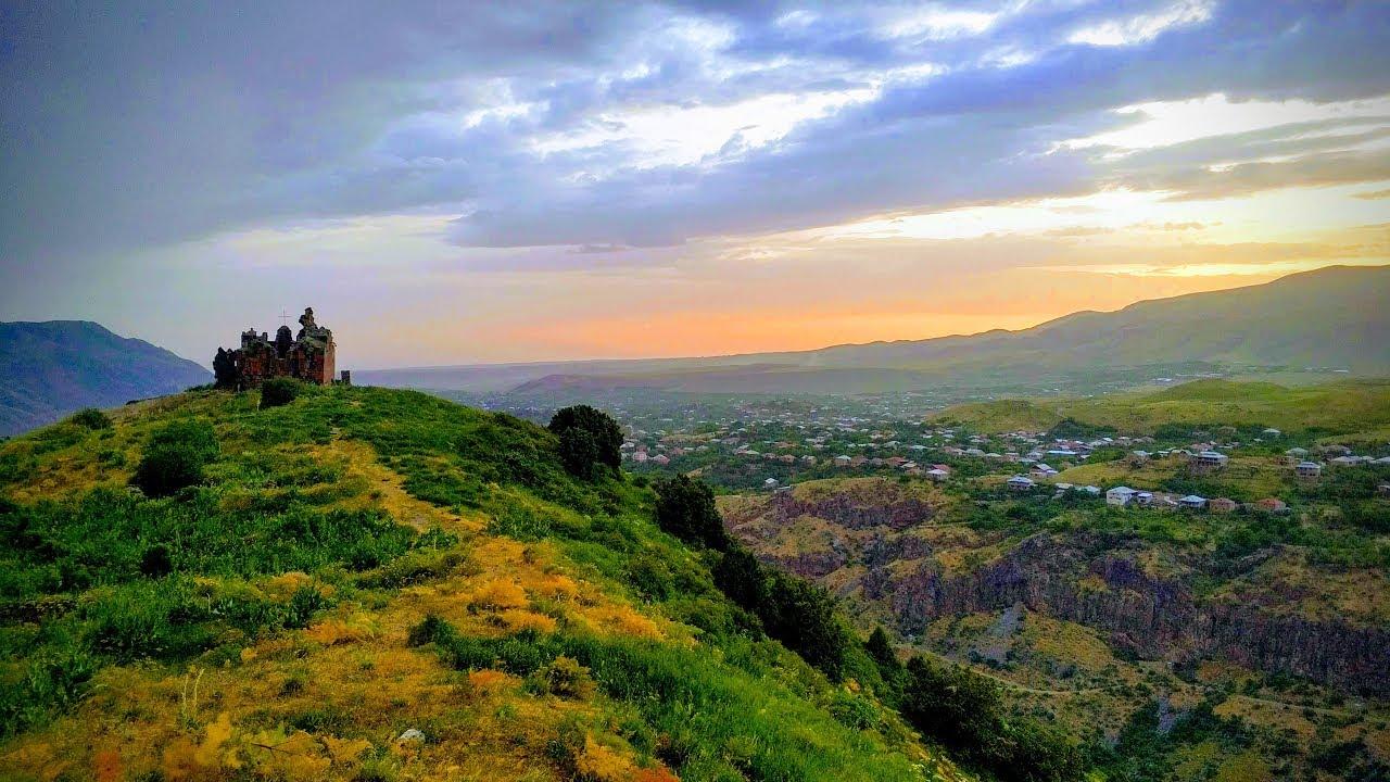 Поход по Армении, часть 1: Гегард. Гарни, Авуц Тар, Хосровский заповедник. GoPro7