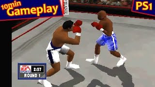 Knockout Kings ... (PS1)