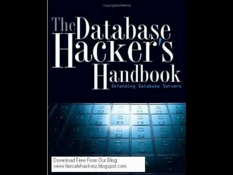 The Database Hacker's Handbook - Download Link