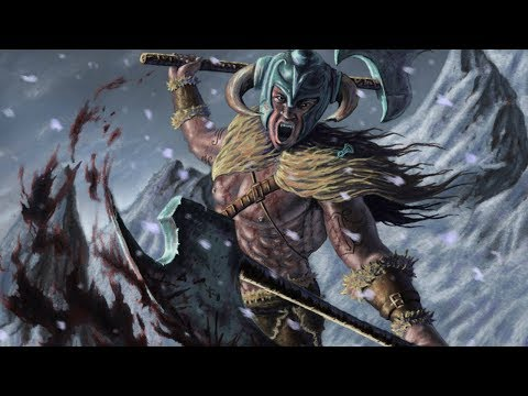 The Norse Berserker Warriors - Norse Mythology Explained