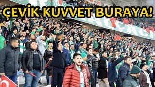 Konyaspor - Kayserispor | Çevik Kuvvet Buraya