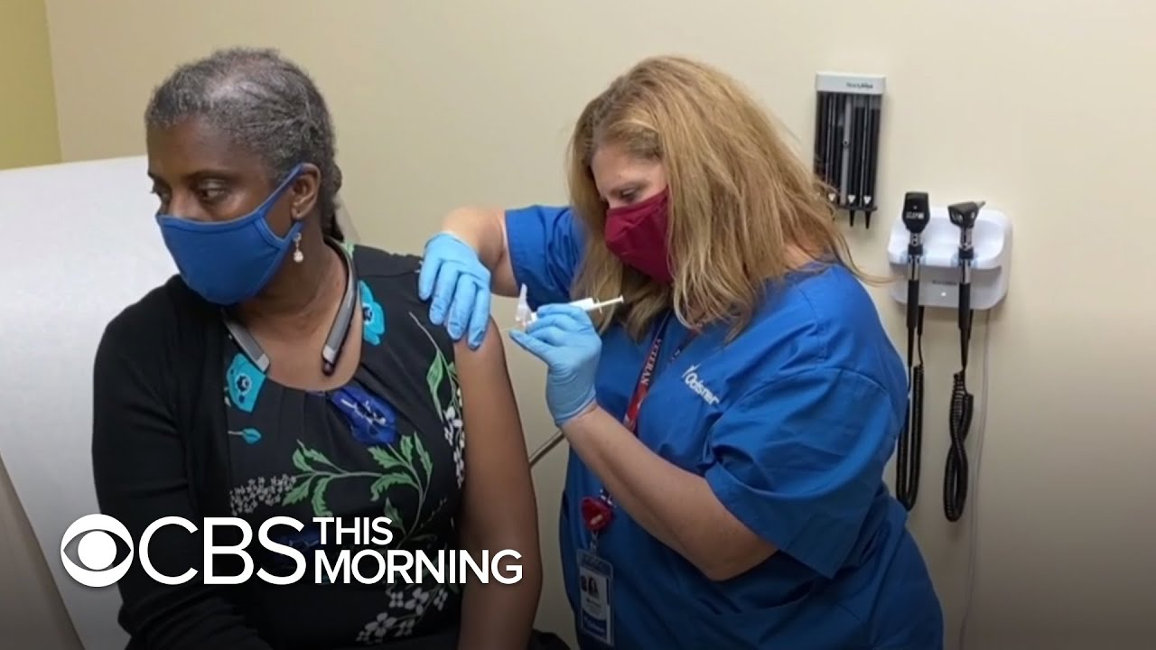 Four trial volunteers who got Pfizers COVID-19 vaccine developed ...