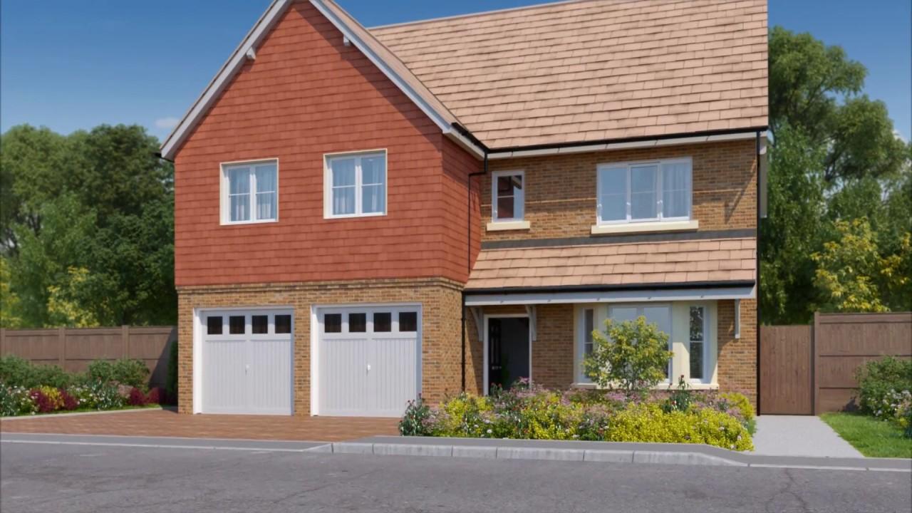 Miller homes the belgravia house type terlings park gilston hertfordshire