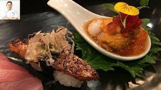 Stunningly Created Moriawase: Aaron Lau - Master Sushi Chef Series