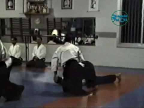 Aikido Examen Cinturón Negro 1er Dan SHODAN 1/2