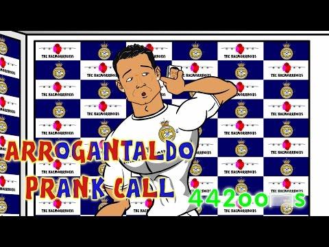 🏆Real Madrid vs Juventus🏆💪🏼RONALDO PRANK CALL BY MESSI AND SUAREZ! (1-1 Champions League 2015)