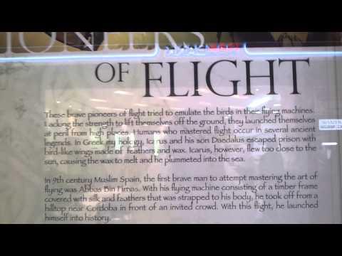 Abbas Bin Firnas: The Pioneers of Flight. Dubai