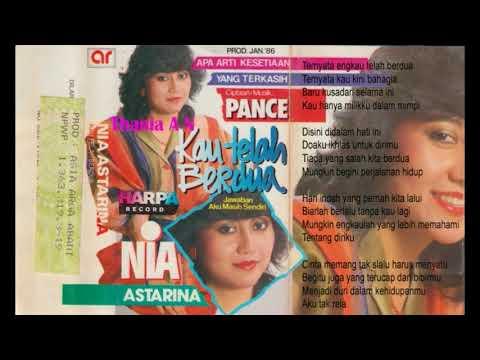 Nia Astarina   ~  Kau Telah Berdua ( Pance F Pondaag )1986
