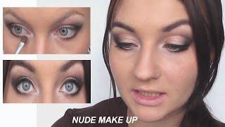 видео Как сделать вечерний макияж самостоятельно в домашних условиях?