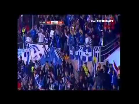 Greece Road to Euro 2012