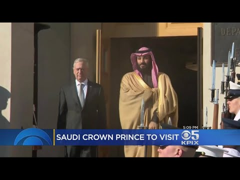 Saudi Crown Prince, Entourage Book Entire Four Seasons In East Palo Alto