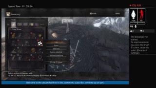 Christmas in Dark Souls - Dark Souls III Livestream