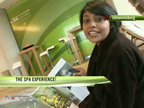 Wellness spa in Johannesburg!