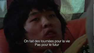 Beijing Punk Trailer for Paris Screenings