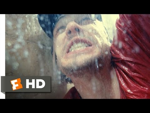 127 Hours 23 Movie CLIP  Flash Flood Escape 2010 HD