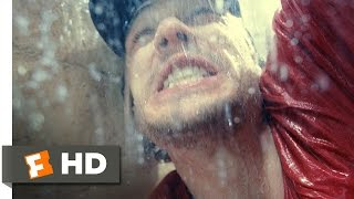 127 Hours (2/3) Movie CLIP - Flash Flood Escape (2010) HD