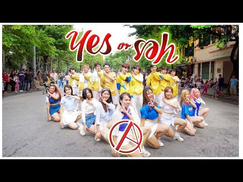 "[KPOP IN PUBLIC CHALLENGE] TWICE(트와이스) ""YES or YES"" Dance Cover By C.A.C from Vietnam"