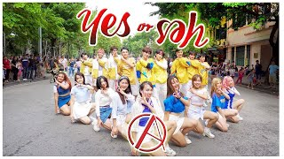 [KPOP IN PUBLIC CHALLENGE] TWICE(트와이스) 'YES or YES' Dance Cover By C.A.C from Vietnam