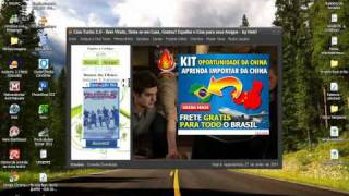Cine Turbo 2.0 -- Assista Canais de TV e Filmes pela Internet (Refeito)