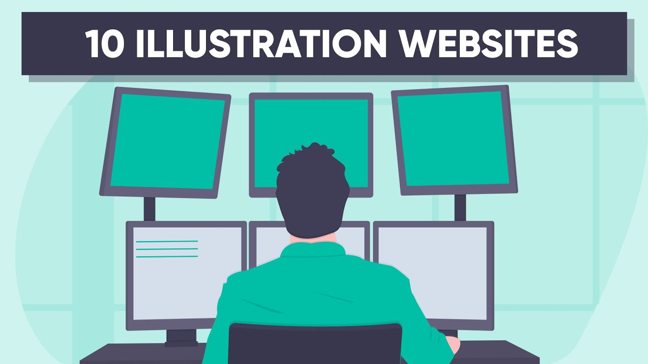 10 Free Illustration Resources for Developers and Designers