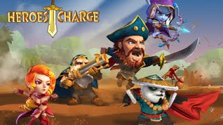 Heroes Charge - Экшен-RPG-MOBA на Android ( Review)
