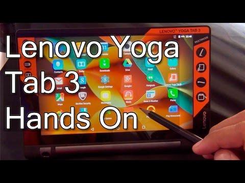 Lenovo Yoga Tablet 8 Video clips - PhoneArena