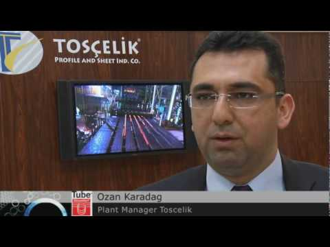 wire and Tube 2010 - Interview with Tosçelik