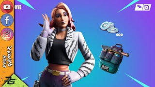 PLAYING WITH THE NEW SKIN OF THE FORTNITE SALVAGE PACKAGE !!!