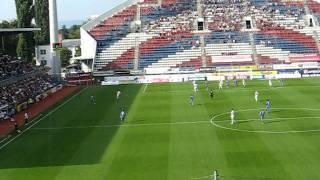 Sigma Olomouc - 1. FC Slovacko Uherské Hradiště 21.08.2011 Fragment Meczu cz1