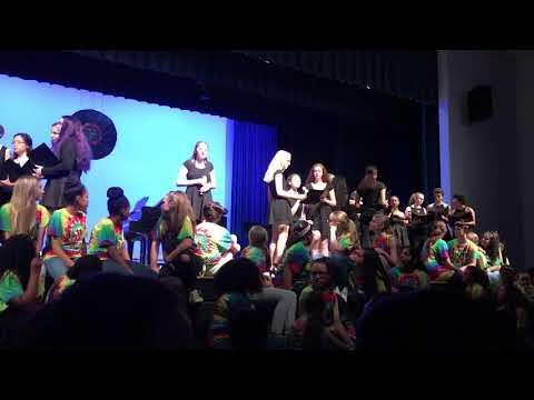 Creep Jordan w/South County Chorus 2018