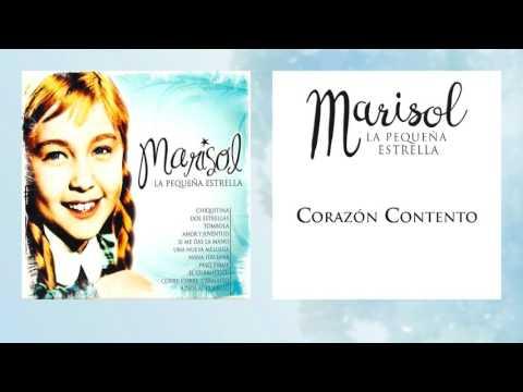 Marisol - Corazón Contento (Single)