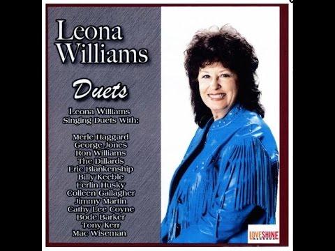 Leona Williams And Merle Haggard - Waltz Across Texas