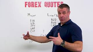 Forex Quotes Explained