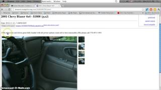 Craigslist Port St Lucie Used Cars and Trucks - By Owner Prices Below $1500 Available Online