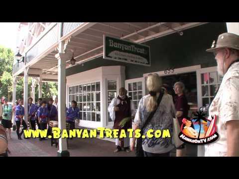 Banyan Treats - Lahaina Hawaii 808-661-5854