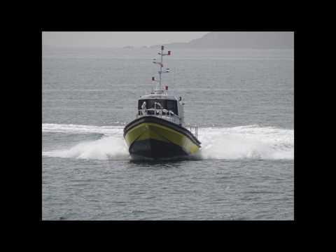 Waterjet Drive Aluminium Pilot Boat