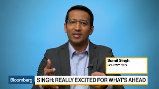 Chewy CEO on First Quarter, Customer Growth, Competition