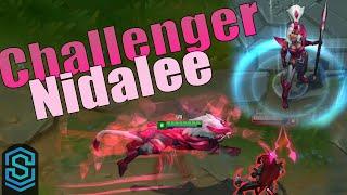 Challenger Nidalee Skin Spotlight - Pre-Release - League of Legends
