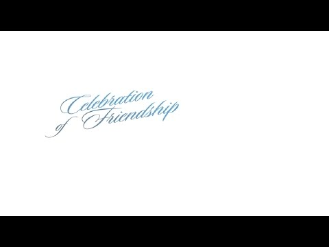 Join us at Celebration of Friendship 9/27/2015